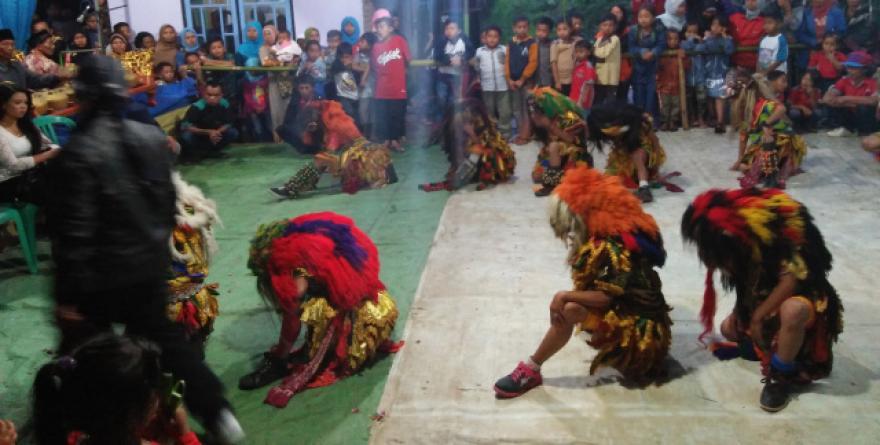 Image : Jathilan Turonggo Mudo