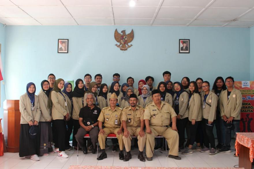 Image : Kuliah Kerja Nyata di Sawangan, Magelang, Jawa Tengah